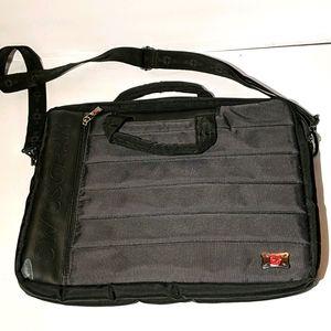 SwissGear Padded Laptop Briefcase Bag Black